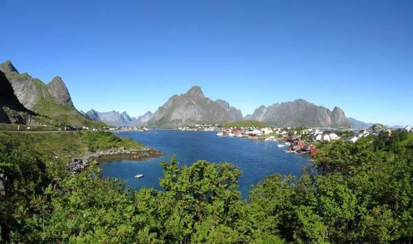 Rudis Motorrad Touren Kostenlos Norwegen 2016
