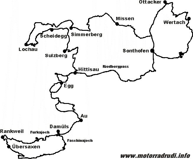 tourenplaner motorrad kostenlos
